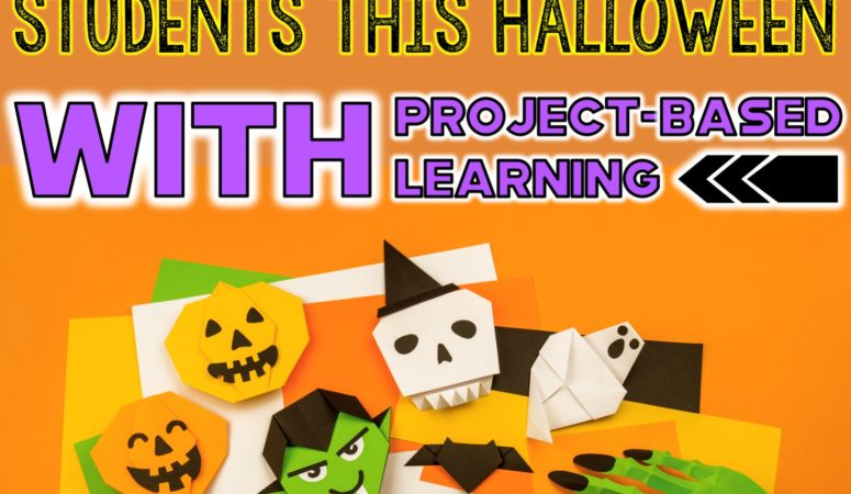 Engage Your Student This Halloween with Project-Based Learning